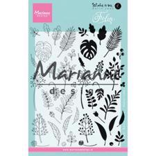 Marianne Design Clear Stamp  - Folia (blade)