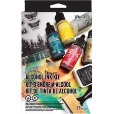 Tim Holtz Starter Kit - Alcohol Ink Kit