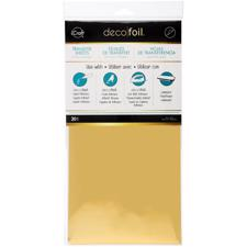 iCraft Deco Foil - Foil Sheets / Gold - VALUE pack