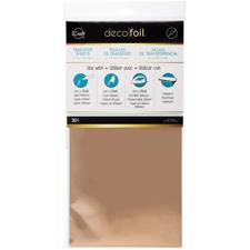iCraft Deco Foil - Foil Sheets / ROSE Gold - VALUE pack