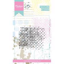 Marianne Design Clear Stamp  - Mixed Media Textures / Netting
