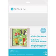 Silhouette Printable Window Cling - Clear (ark)