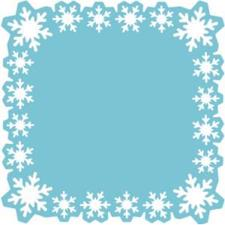 Martha Stewart Around-The-Page Punch - Aspen Snowflake
