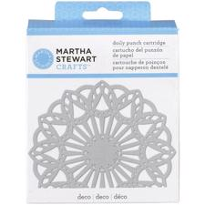 Martha Stewart Doily Punch - Cartridge / Deco