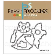 Paper Smooches Die - Ahoy Icons
