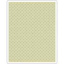 Sizzix Embossing Folder - Tim Holtz /Tiny Dots