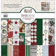 "Bo Bunny Collection Pack 12""X12"" - Tis the Season"