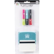 Happy Planner - Self Inking Stamp & Stackable Icon Stamps