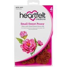 Heartfelt Creation Stamp - Sweet Peony SMALL