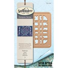 Spellbinders Shapeabilities - Seth Apter / Pathways