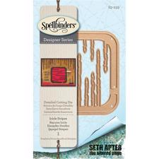 Spellbinders Shapeabilities - Seth Apter / Icicle Stripes