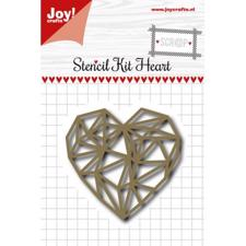 Joy Die - Vintage Flourishes / Diamond Heart