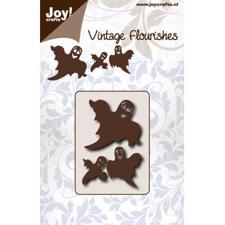 Joy Die - Vintage Flourishes / Ghosts