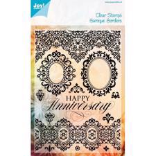 Clearstamp - Joy / Happy Anniversary