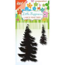 Joy Clearstamp - Pine Trees