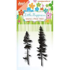 Joy Clearstamp - Small Pine Trees