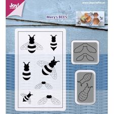 Joy Die - Cut & Stamp / Mery's Bees
