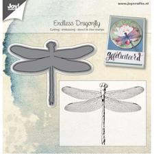 Joy Die & Stamp - Dragonfly