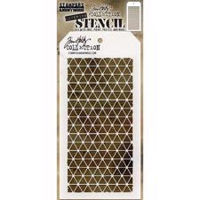 Tim Holtz Layered Stencil - Diamonds