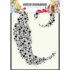 Doobadoo Mask Art - A6 Stencil / Bubble Clusters