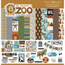"Photoplay Collection Pack 12x12"" - We Bought a Zoo"