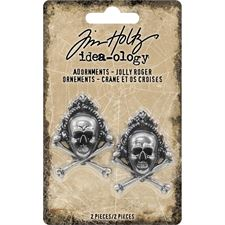 Tim Holtz / Idea-ology 2018 - Jolly Roger