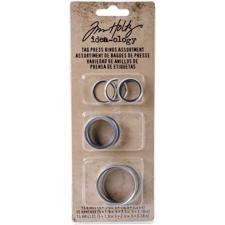 Tim Holtz Tag Press Rings