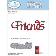 Elizabeth Crafts Die - Quietfire / Friends