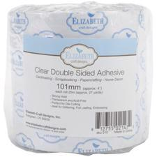 "Elizabeth Crafts - Double Sided Adhesive Roll 4"" (101 mm)"
