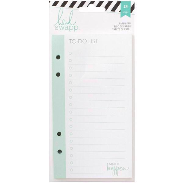 Heidi Swapp Memory Planner - To Do List