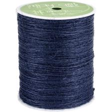 May Arts Burlap String (twine) - Navy