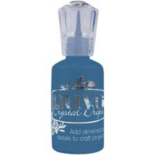 Nuvo Crystal Drops - Gloss Midnight Blue