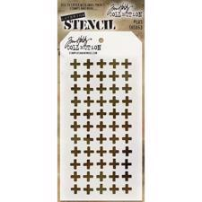 Tim Holtz Layered Stencil - Plus