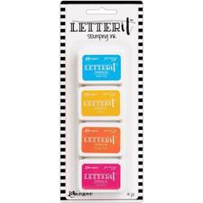 Ranger Letter It - Stamp Ink Set #3