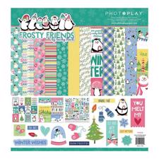 "Photoplay Collection Pack 12x12"" - Frosty Friends"