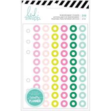 Heidi Swapp Memory Planner - Reinforcer Stickers / Color Fresh