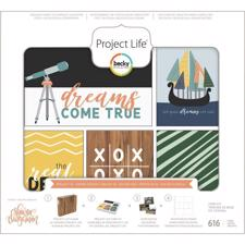 Project Life Core Kit - Project 52 / Daring