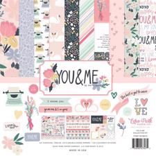 "Echo Park Paper Collection Pack 12x12"" - You & Me"