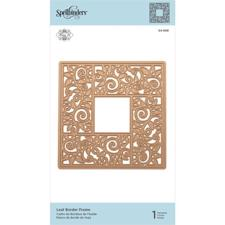 Spellbinders Die -  Shapeabilities / Leaf Border Frame