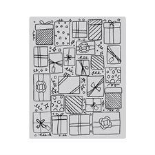 Hero Arts Cling Stamp - Presents