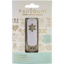 WRMK Foil Quil - Design Drive USB / Holiday