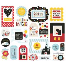 Simple Stories - Say Cheese 4 / Diecuts - Tags & Frames