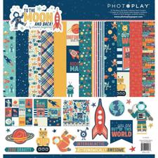 "Photoplay Collection Pack 12x12"" - To the Moon and Back"
