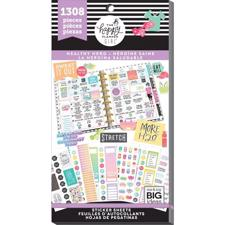 Happy Planner - Happy Planner / Sticker Value Pack - Healthy Hero