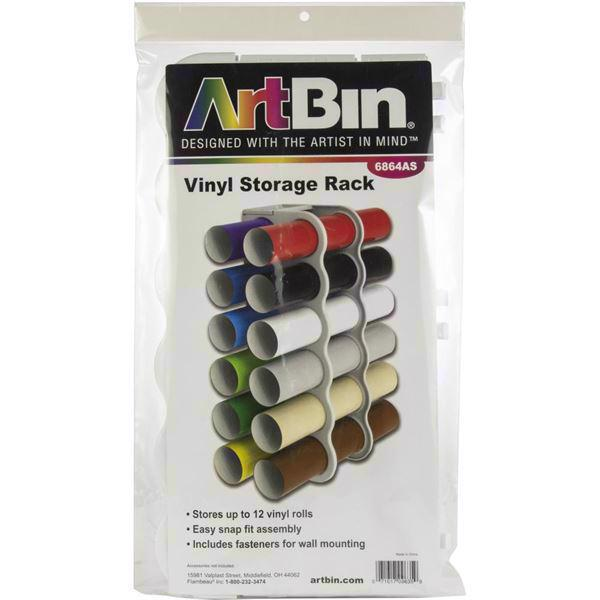 ArtBin Vinyl Roll Storage Rack