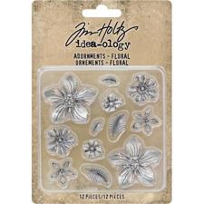Tim Holtz / Idea-ology - Floral Adornments