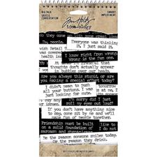 Tim Holtz / Idea-ology - Big Talk Stickers / Snarky