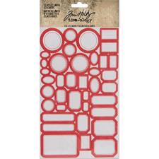 Tim Holtz / Idea-ology - Classic Label Stickers