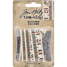 Tim Holtz / Idea-ology - Ruler Ribbon