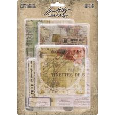 Tim Holtz / Idea-ology - Journal Cards